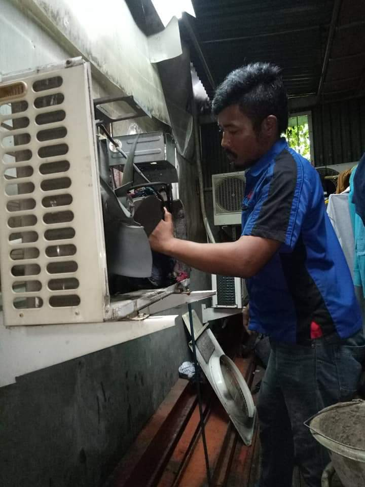 Service AC Pantai Indah Kapuk