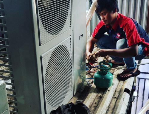 service ac jatiwaringin | bekasi kota |aura service ac